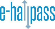 e-hallpass Logo